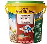 SERA Mangime Per Pesci Miscela Royal Lt. 10 Per Laghetto Articoli Per Animali...