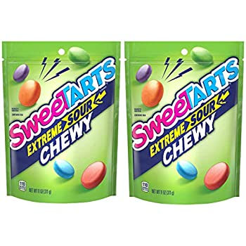 SweeTARTS Chewy Sours Resealable Bag  2 Pack  11 Ounces each