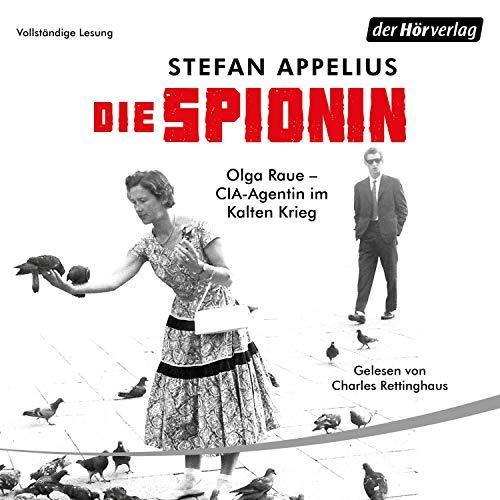 Die Spionin Titelbild