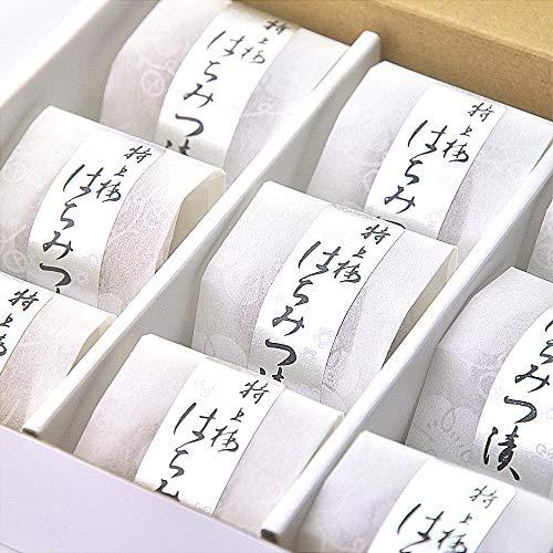 うめ海鮮 ギフト包装済 紀州南高梅 はちみつ漬け 梅干し 12粒 個包装 塩分8%