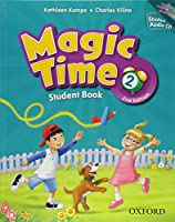 Magic Time 2/E 2 Student Book with CD