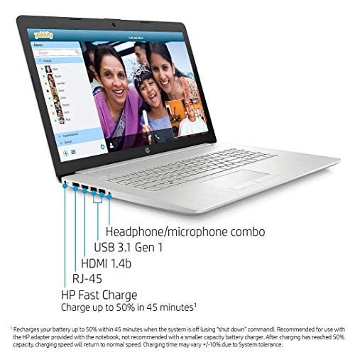 Compare HP Pavilion 17 vs other laptops