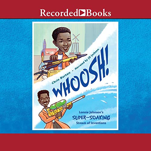 Whoosh! audiobook cover art