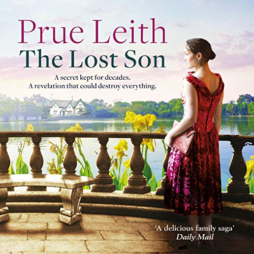 The Lost Son audiobook cover art