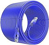SNUNGPHIR Cable de Red enrutamiento Terminado Cat Crystal Head CAT6 Seis Tipos de Cable de Red Plano Gigabit Puente de par Trenzado para Interiores, ESWX-JS-1105-074