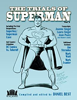 [Michael Netzer, Dan Best]のThe Trials Of Superman Vol II (English Edition)