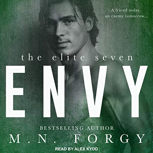 Envy: Elite Seven Series, Book 4