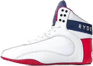 Ryderwear D-Mak Cali Shoes- White/Red/Blue