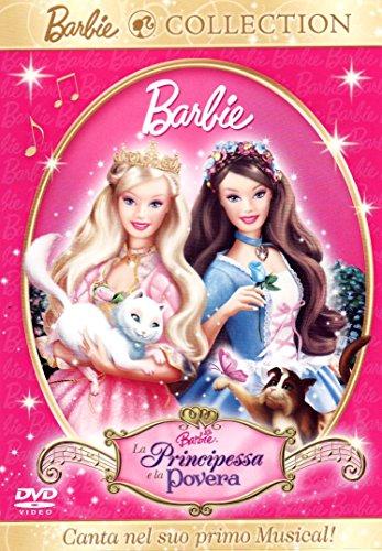 Barbie - La Principessa E La Povera [Italia] [DVD]