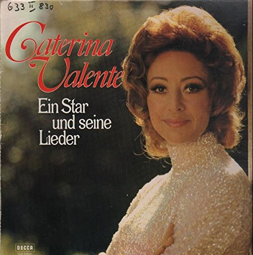 Caterina Valente , - Ein Star Und Seine Lieder - Decca - 30 190 3