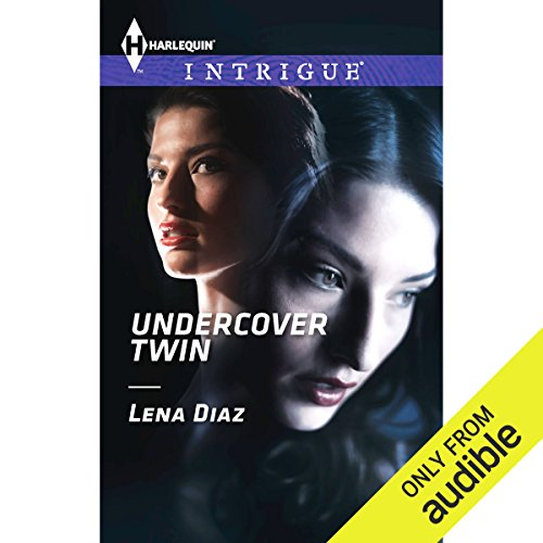 Undercover Twin audiobook cover art