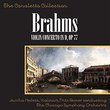 Brahms Violin Concerto In D, Op. 77