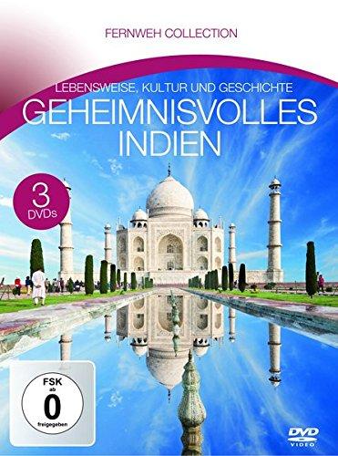 Fernweh Collection - Geheimnisvolles Indien [3 DVDs]
