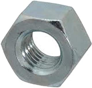 Sechskantmutter 5-40 UNC Stahl verzinkt Machine Screw Nut 5-40 UNC Steel Zp