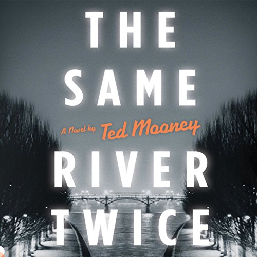 The Same River Twice audiobook cover art