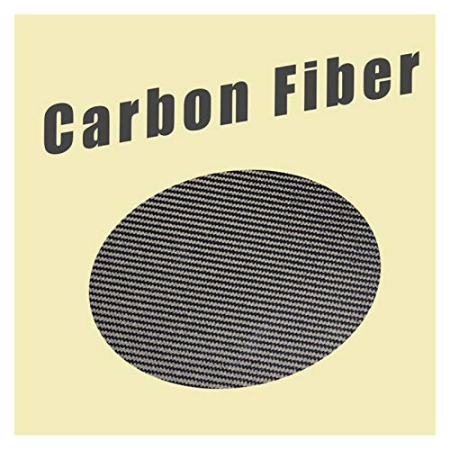 YINLANSTOR YLAN Store Kohlefaser-hintere Stoßfänger-Diffuser-Lippen-Fit für BMW 6-Serie F06 F12 F13 M Sport M6 2012-2016 Cabrio 640i 650i Hintere Diffusorlippe (Color : Carbon Fiber)