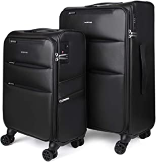NEWCOM Luggage Sets 2 Piece 20