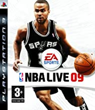 NBA LIVE 09 (PS3) by Electronic Arts