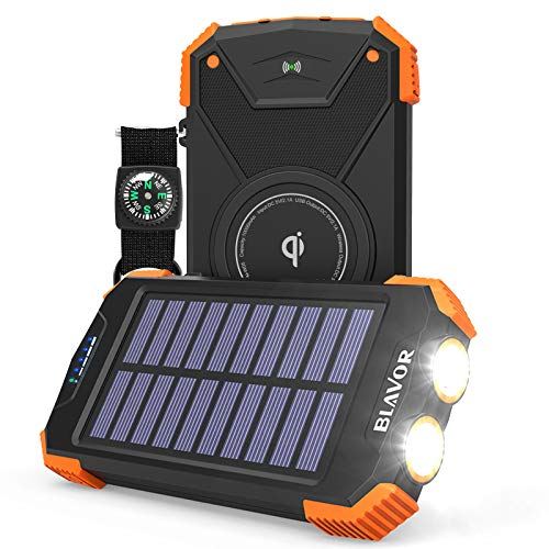 The 7 Best Solar Chargers For Backpacking In 2020 Byways