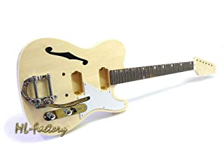 Guitarra Eléctrica/Guitar DIY Kit ML-Factory® MLT Hollowbody/Thinline withTremolo