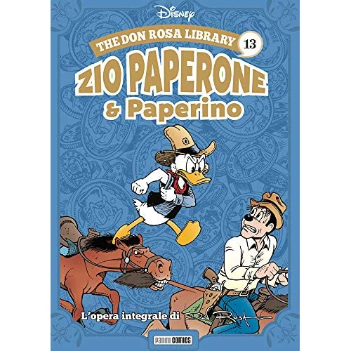 THE DON ROSA LIBRARY 13