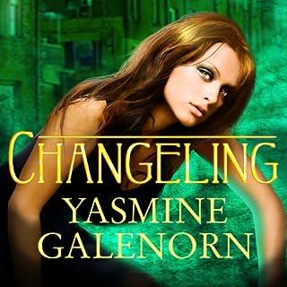 Changeling audiobook cover art