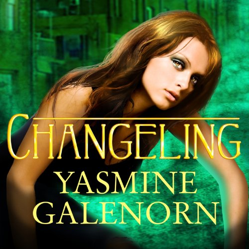 Changeling audiobook cover art