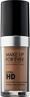 Make Up For Ever Ultra HD Invisible Cover Foundation 165-R420, Honey Beige (I000032420)