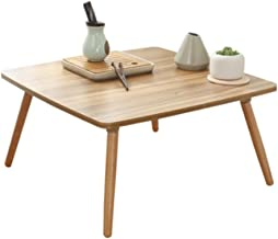 Amazon Fr Table Basse Pliante En Bois