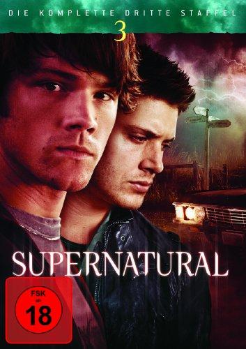 Supernatural - Staffel 3 [5 DVDs]