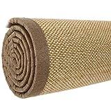 GUORRUI Sisal Teppich Bambus Cool Degradierung Konstante Temperatur Umweltschutz Sich Ausruhen...