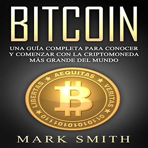 Bitcoin [Spanish Edition] audiobook cover art