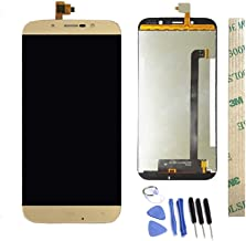 Dr.Chans LCD Display Screen Touch Digitizer Assembly Replacement with Free Tools for UMI Rome X Gold