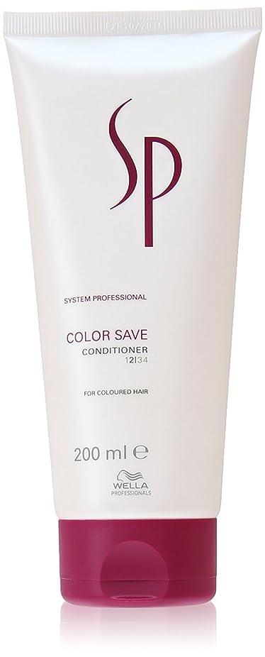 主観的哲学的作りウェラ SP カラーセーブ コンディショナー Wella SP Color Save Conditoner 200 ml [並行輸入品]