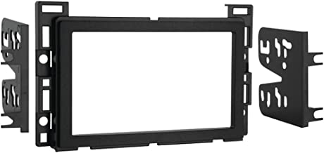 METRA 95-3302 2005 - 2010 GM/Pontiac/Saturn Double DIN Installation Dash Kit by Metra