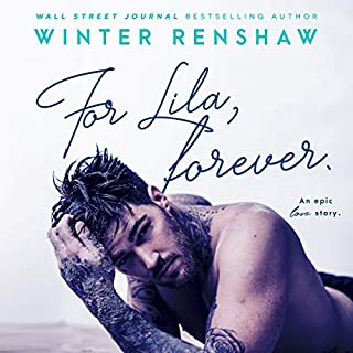 For Lila, Forever audiobook cover art