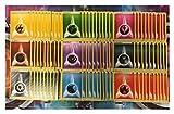 TCG: 90 POKEMON BASIC ENERGY CARDS LOT: 10 OF EACH TYPE