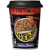 Gallina Blanca - Yakisoba Classic - Preparado de fideos - 93 g - [Pack de 8]