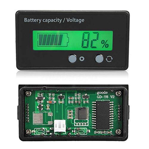 Why Choose HARIKA - 12V Acid Lead Lithium Battery Capacity Indicator Power Voltage Tester Voltmeter ...