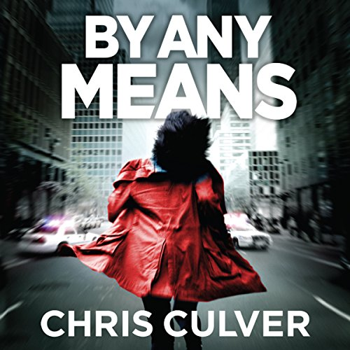 By Any Means audiobook cover art