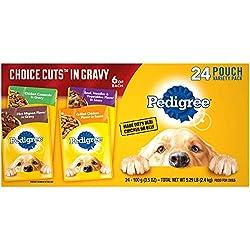 Pedigree Choice Cuts In Gravy