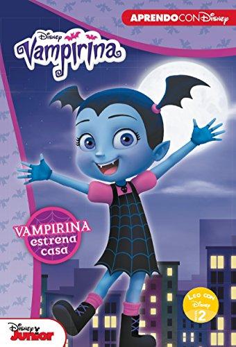 Vampirina estrena casa (Leo con Disney - Nivel 2)