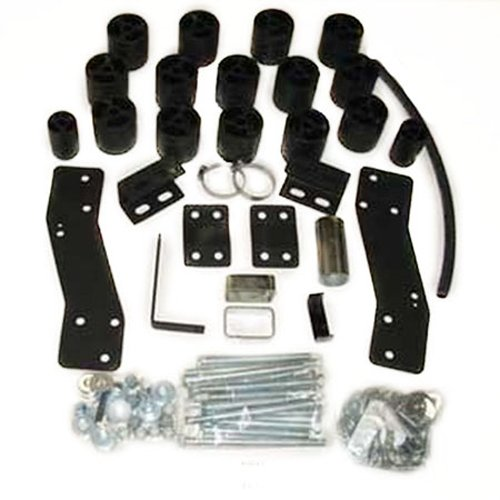 Performance Accessories (60043) Body Lift Kit for Dodge Dakota