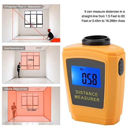 Digitale Lasers Rangefinder, CP-3005 Digitale LCD Handheld Lengte Afstand Meet Handgreep Lasers Meter