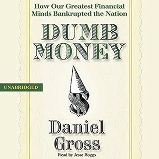 Dumb Money audiobook cover art