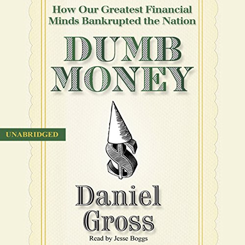 Dumb Money audiobook cover art