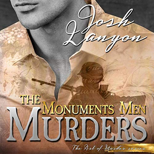 The Monuments Men Murders audiobook cover art