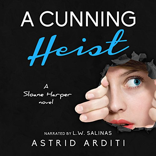 A Cunning Heist audiobook cover art