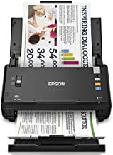 Epson WorkForce DS-560 Wireless Color Document Scanner for PC and Mac, Auto Document Feeder (ADF), Duplex Scanning