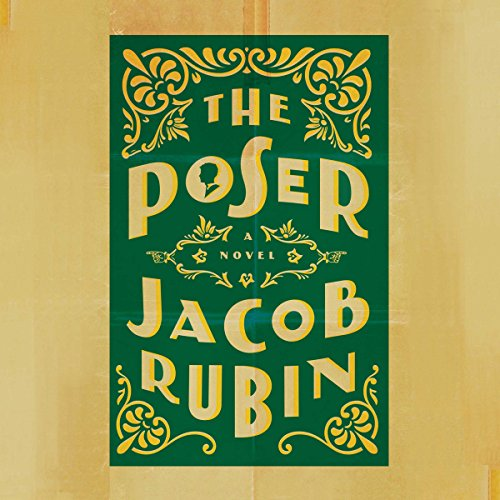 Poser audiobook cover art